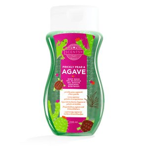 Prickly Pear & Agave Scentsy Duschgel