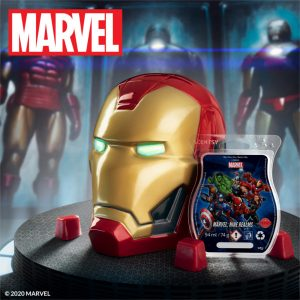 Iron Man Scentsy Duftlampe