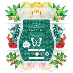 Aloe Vera & Ivy Scentsy Bar Scentsy Bar
