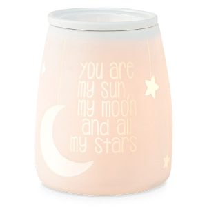 My Sun and Moon Scentsy Duftlampe