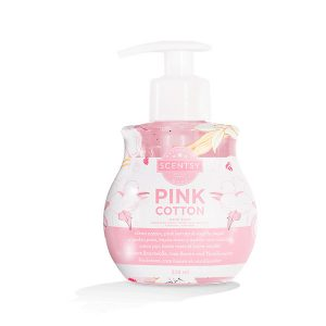 Pink Cotton Scentsy Handseife