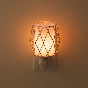 Wire You Blushing? Scentsy Miniduftlampe