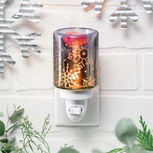 Crystal Christmas Scentsy Miniduftlampe