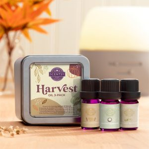 Harvest Öl 3er Pack Scentsy Set