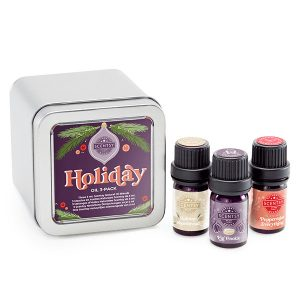 Holiday Öl 3er Pack Scentsy Set