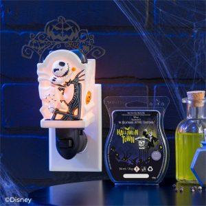 Jack Skellington: Pumpkin King Scentsy Miniduftlampe