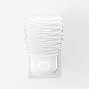 Spin mit Schneeflocken Scentsy Duftventilator