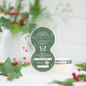Happy Holly Days Scentsy Pod