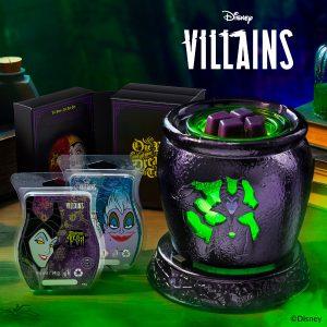 Disney Villains Duftkollektion Scentsy Set