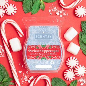 Perfect Peppermint Scentsy Bar