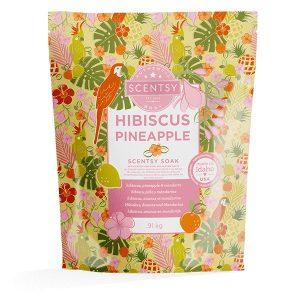 Hibiscus Pineapple Scentsy Badesalz