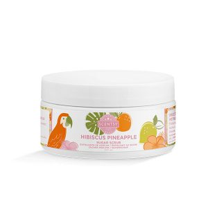 Hibiscus Pineapple Scentsy Zucker-Peeling
