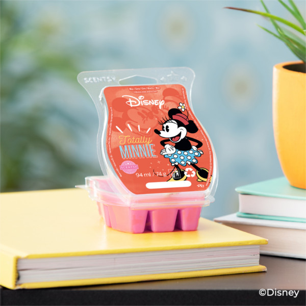 Totally Minnie Scentsy Bar