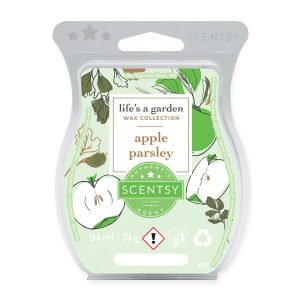 Apple Parsley Scentsy Bar