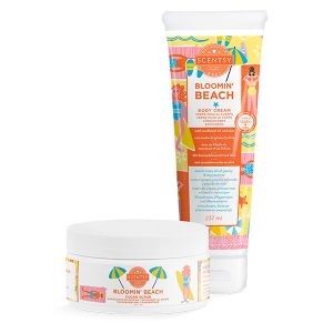 Bloomin' Beach Wellnesss Scentsy Set