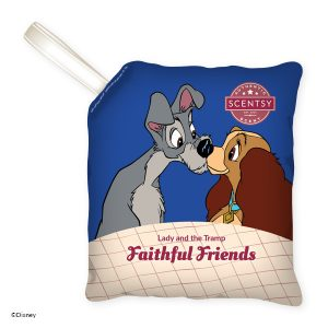 Lady and the Tramp: Faithful Friends Scent Pak