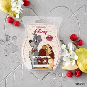 Lady and the Tramp: Faithful Friends Scentsy Bar
