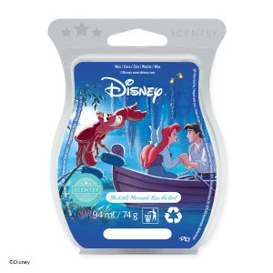 The Little Mermaid: Kiss the Girl Scentsy Bar